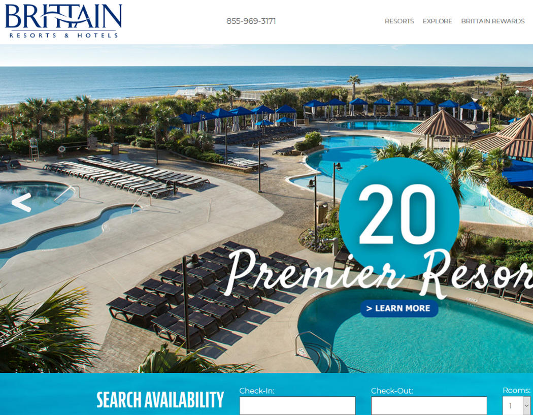 Brittain Resorts