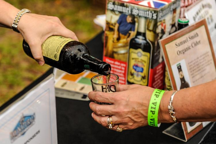 Enjoy Nature and Craft Beer at Brew at the Zoo in Brookgreen Gardens