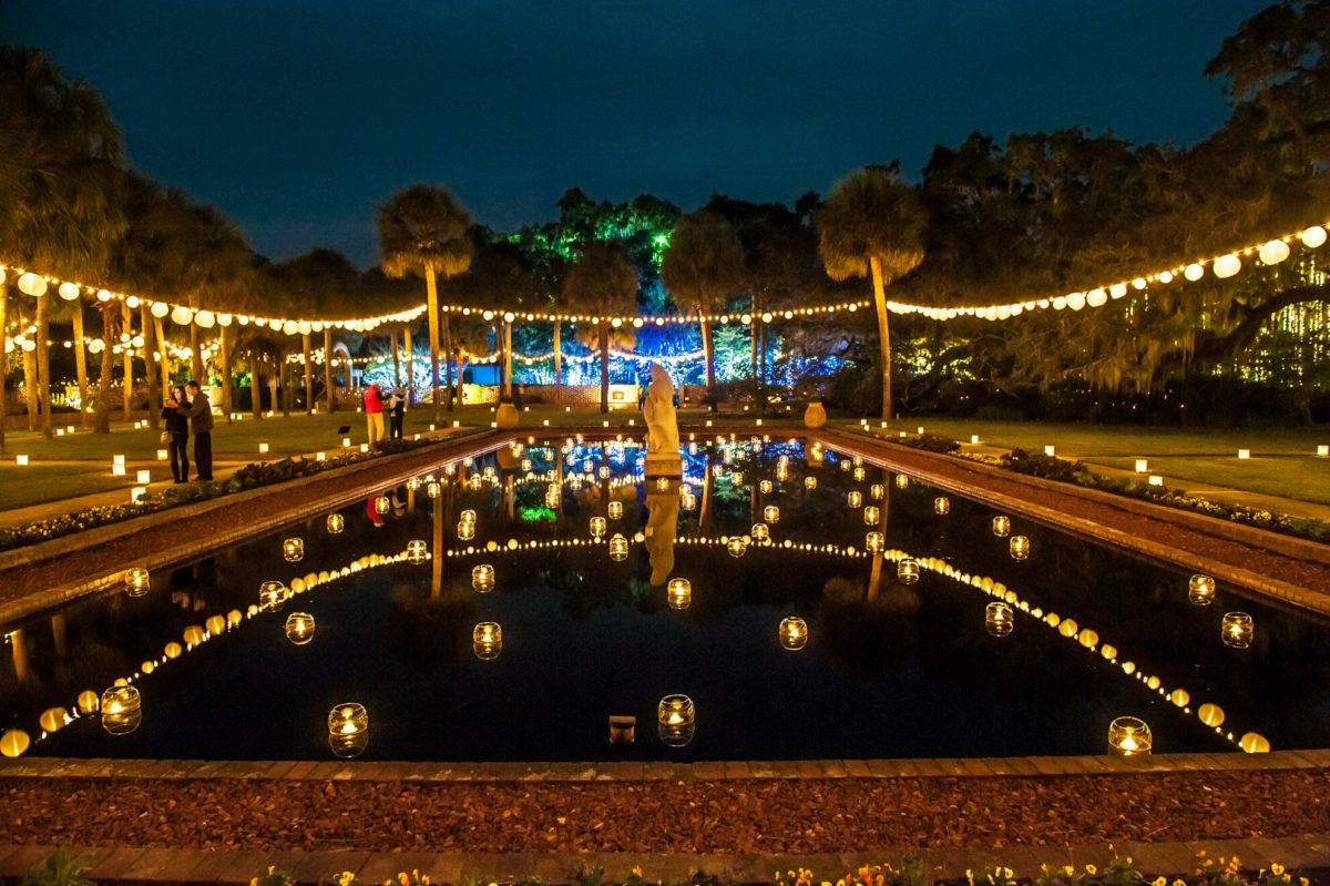 Nights of a Thousand Candles Returns to Brookgreen Gardens