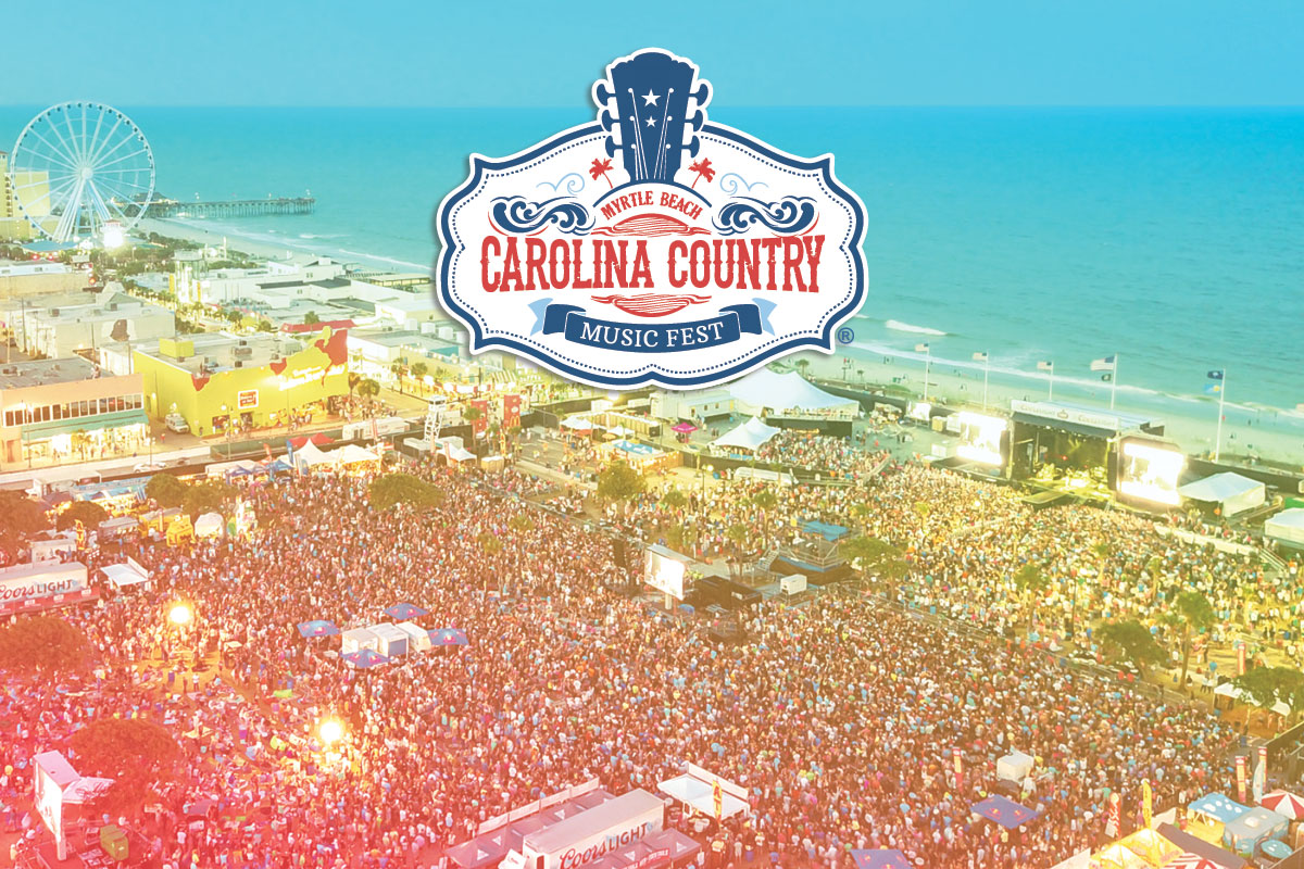 Book Your Myrtle Beach Condo for the Carolina Country Music Fest