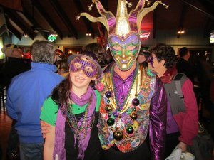 Celebrate Fat Tuesday at Marshi Gras on the Marshwalk