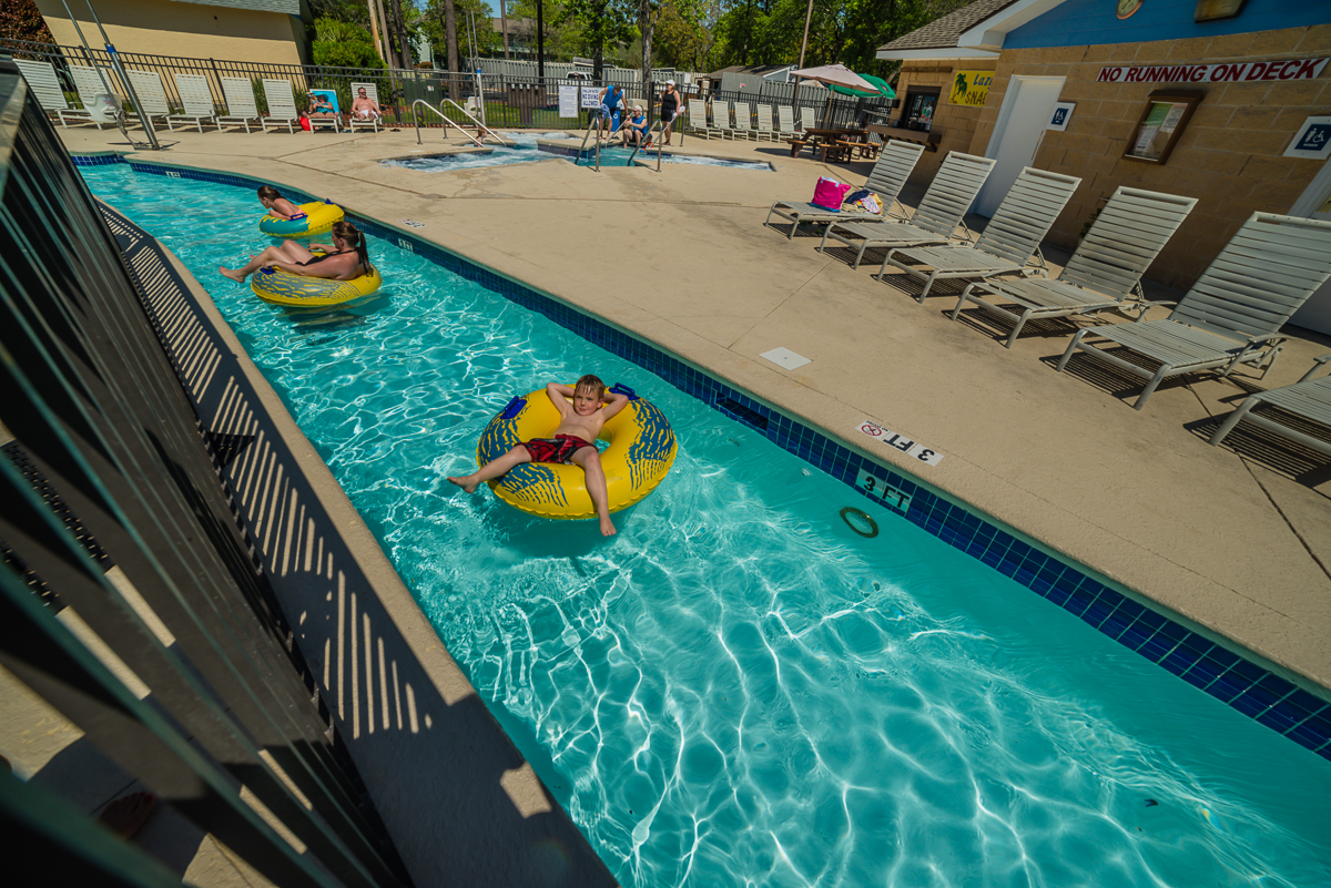 Splash and Play Year Round: Pool Facilities at Beach Vacations Resorts