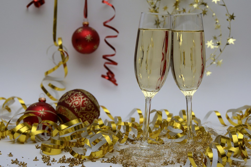 Ring In The New Year On The South Strand