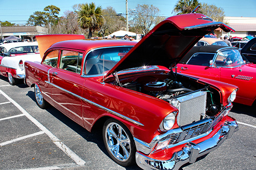 Rev Your Engines for the Run to the Sun Car Show!