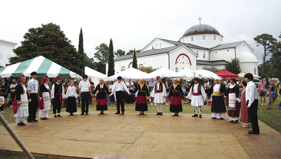 Music, Culture and Amazing Food at the St. John's Greek Festival