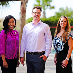Beach Vacations Owner Services Team